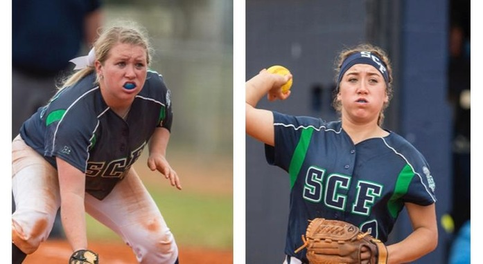 Jess and Jaimie Harney Commit to Francis Marion University