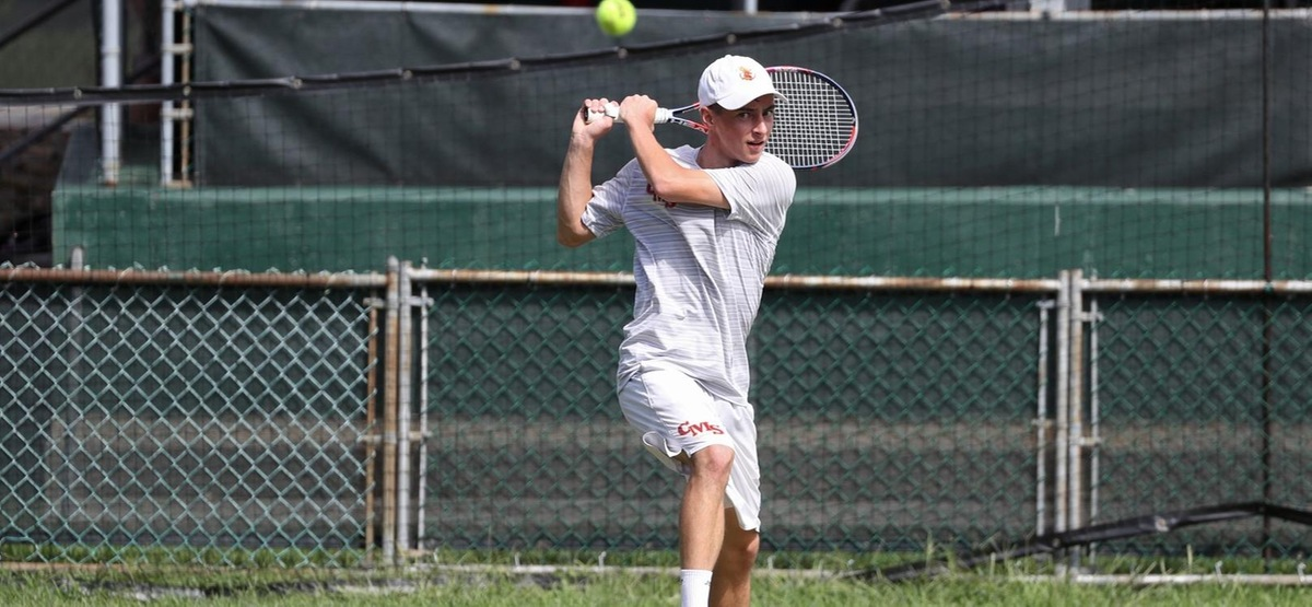 Katzman Falls in Three Sets, Finishes as Runner-Up at ITA Grass Court Invitational