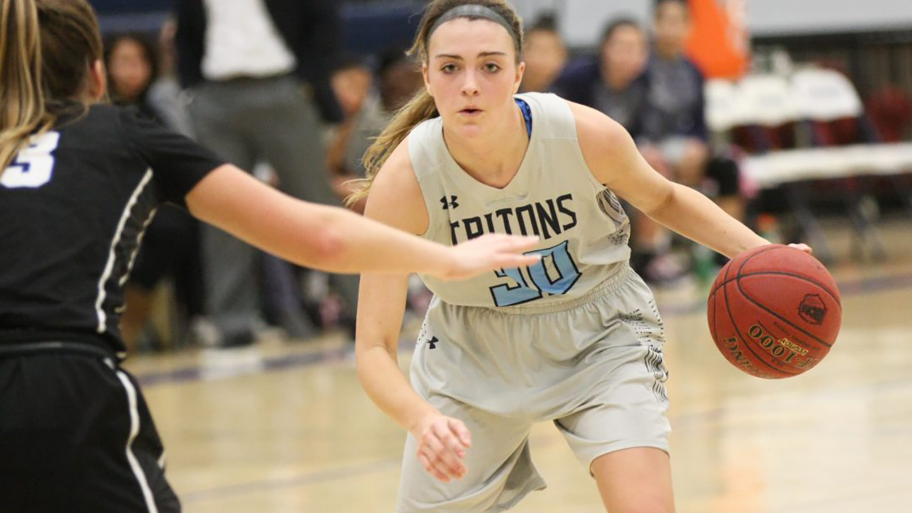 Tritons earn home victory