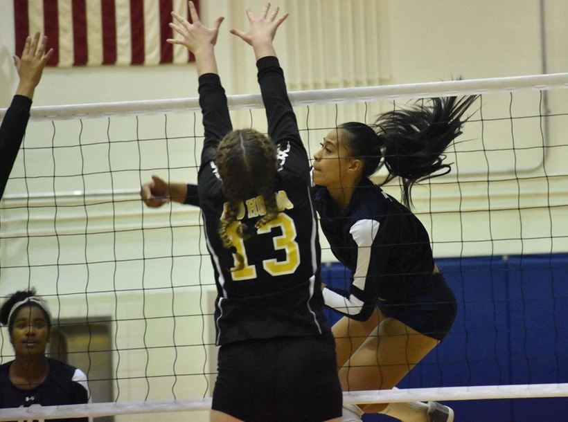 Warriors Sweep Rio Hondo At Home