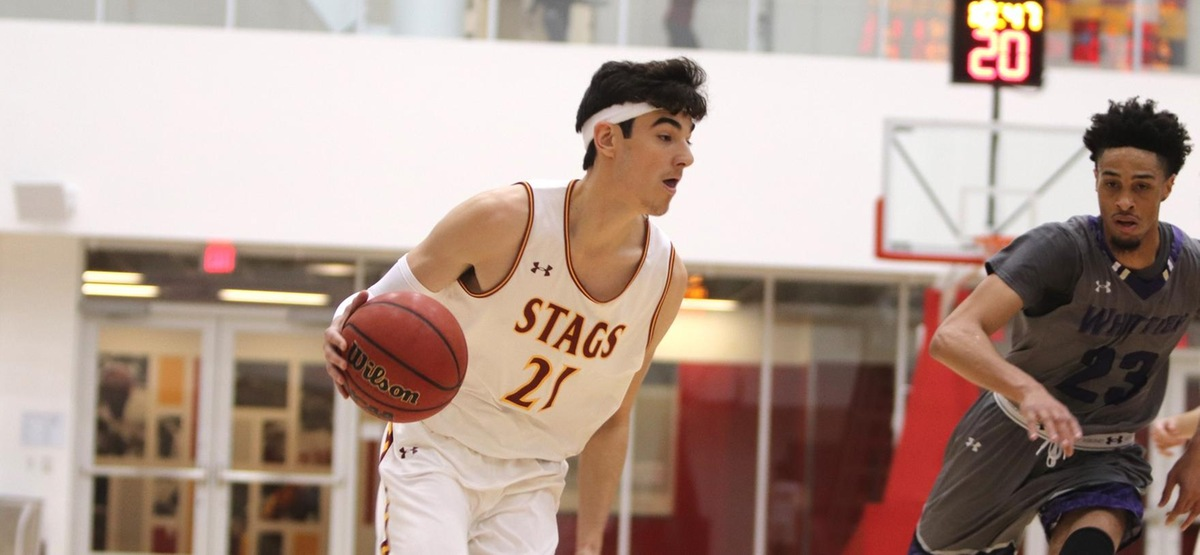 Segura Dobjanschi Scores Career-High 28 as CMS Men's Basketball Storms Past Whittier 81-55
