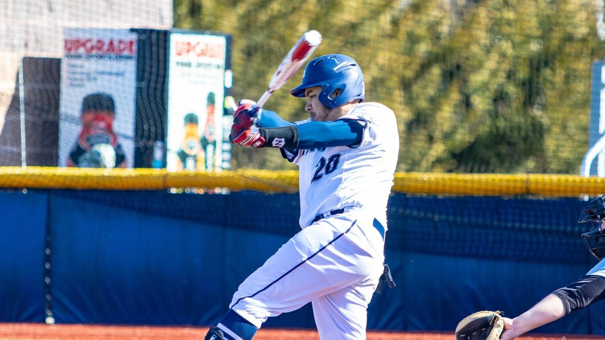 Palermo and Reyes Homer as Baseball Splits with Old Westbury