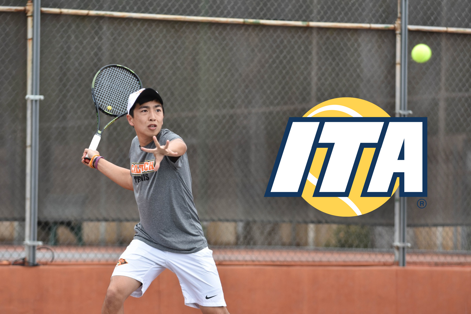 Men's Tennis Sends Six to All-Academic Team