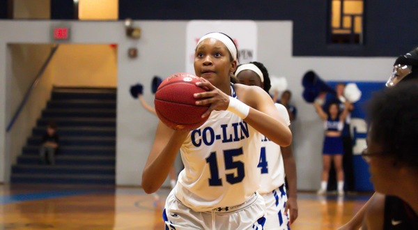 Co-Lin Lady Wolves' hot start lifts them over Gulf Coast