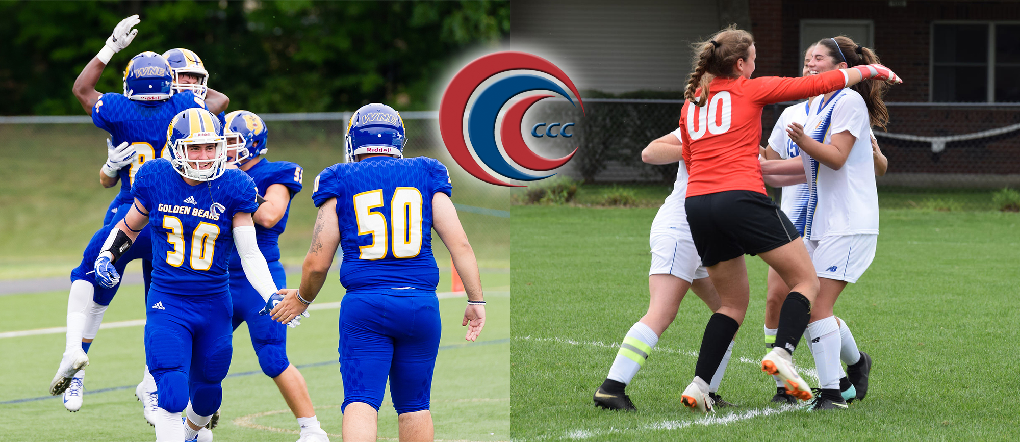 WNE Women in 5th Place in CCC All-Sport Trophy Standings Through Fall Season; Men in 6th