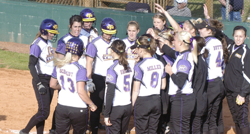 Tech softball team ranks seventh in the classroom in all of Division I