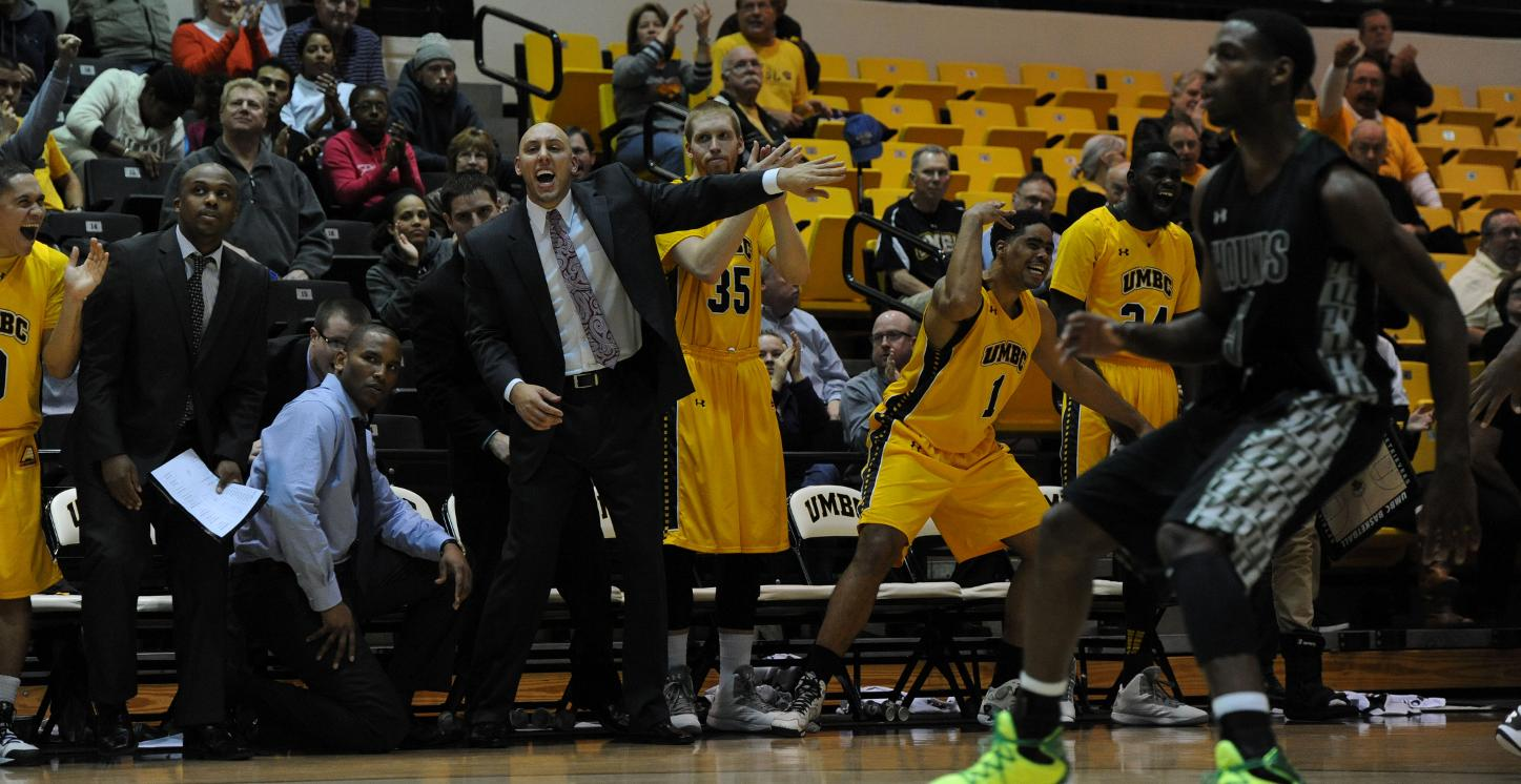 Men's Basketball Heads Back to Pennsylvania for Saturday Matinee at Lehigh