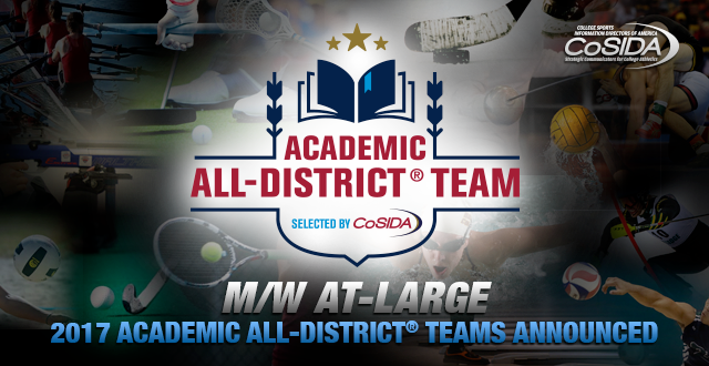 SCIAC Student-Athletes Named Academic All-District