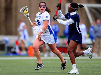 Blue Devils Drop NEC Opener Against Bobcats
