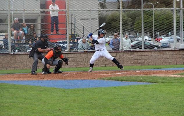 Gnesda Grand Slam Leads Chargers over Ventura, 11-4