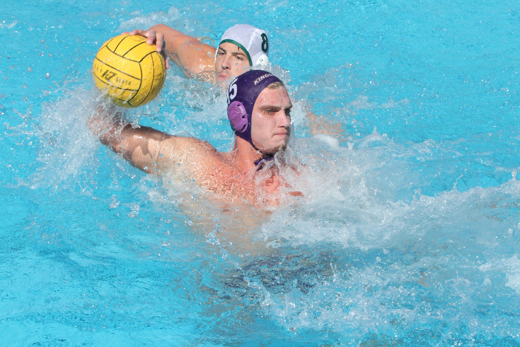 Kingsmen Outmuscle Tigers 12-8