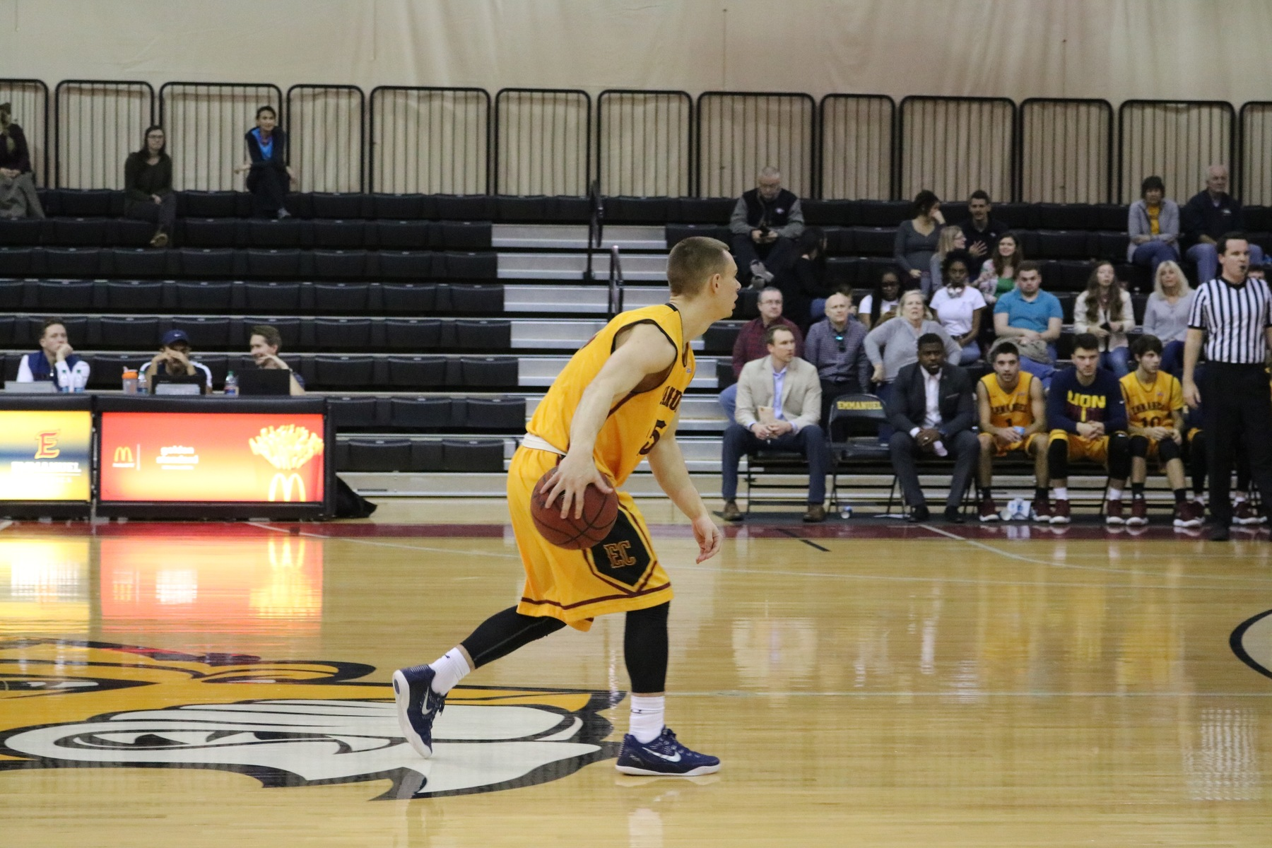 Lions Win Close Game Against SWU