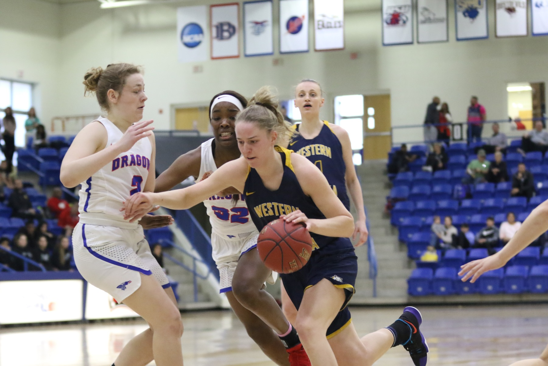 WNCC falls to Hutch at nationals, ends season at 29-4