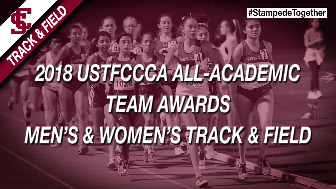 Men's, Women's Track & Field Earn USTFCCCA Academic Awards