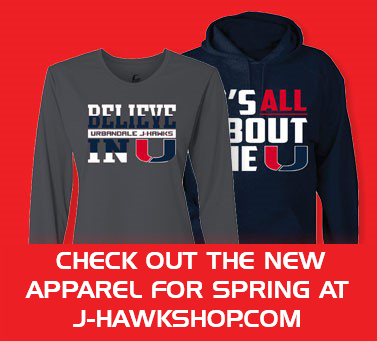 Spring Apparel Now Available on J-Hawk Shop