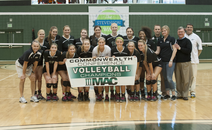 Back-to-Back Conference Champions, No. 22 Mustangs Sweep Messiah