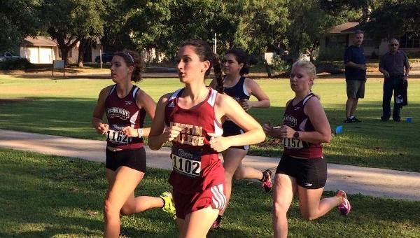 Women's XC Has Strong Showing in OLLU Invitational