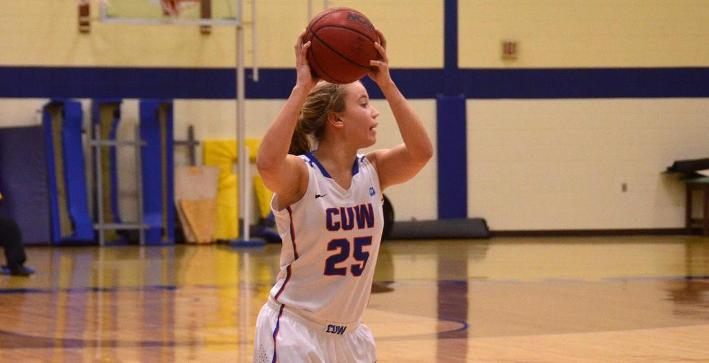 Riechers has career game to lead Women's Basketball past Rockford