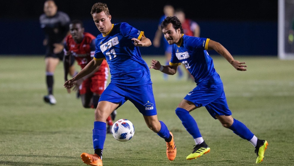 Gauchos Rally for Draw with UC Irvine