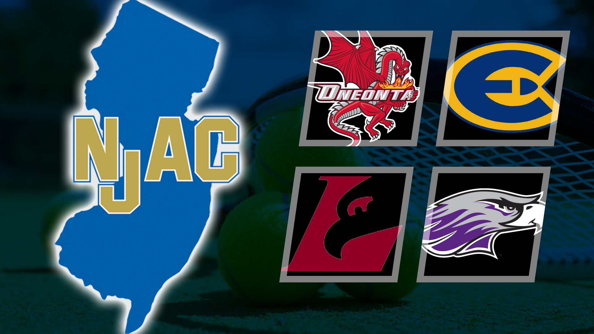 Men's Tennis to join New Jersey Athletic Conference
