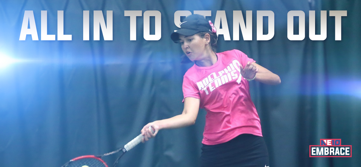 Five NE10 Tennis Programs Selected to Compete at NCAA Championships