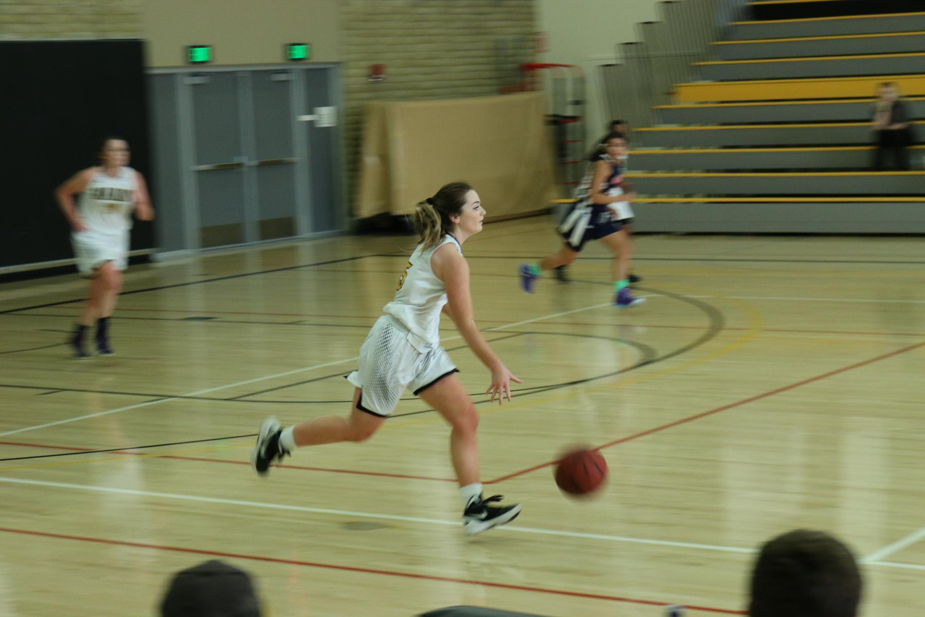 COM Women's Basketball Shows Resolve But  They Fall to Solano 69-56