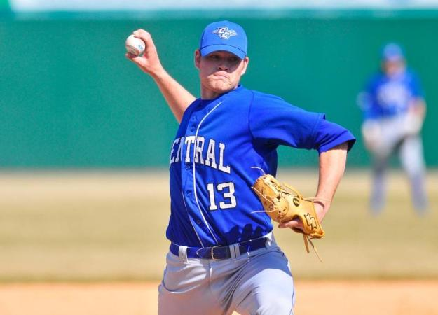Baseball Falls to Hartford, 3-2