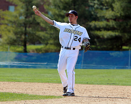 Gallaudet plays final CAC baseball games
