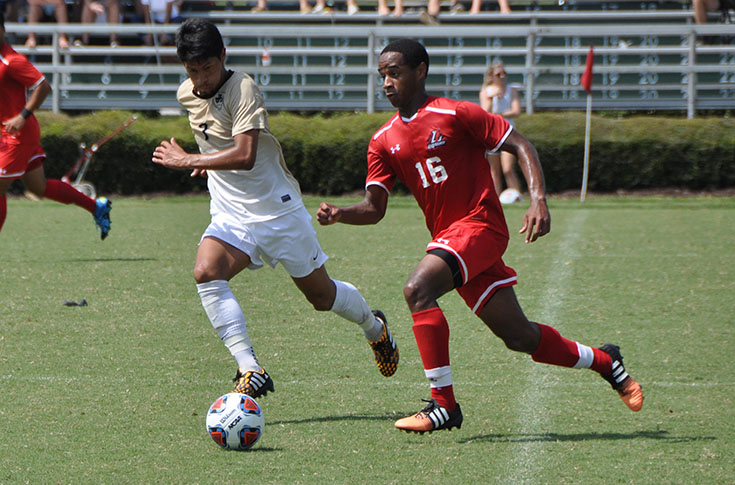 Men's Soccer: Panthers blank Berea 1-0 for second straight win
