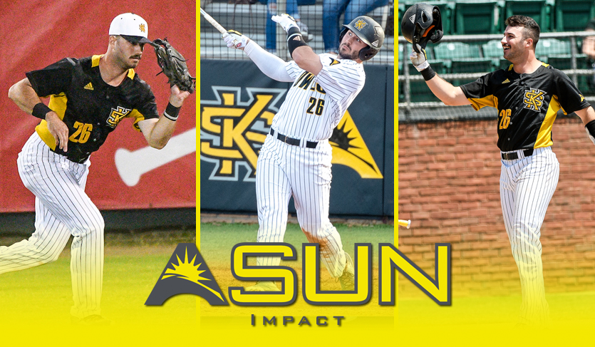 ASUN Beam Video Series: Taylor Allum, Kennesaw State