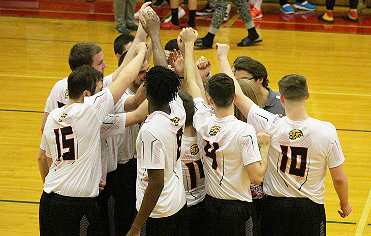 Men's Volleyball Announces 2018 Schedule