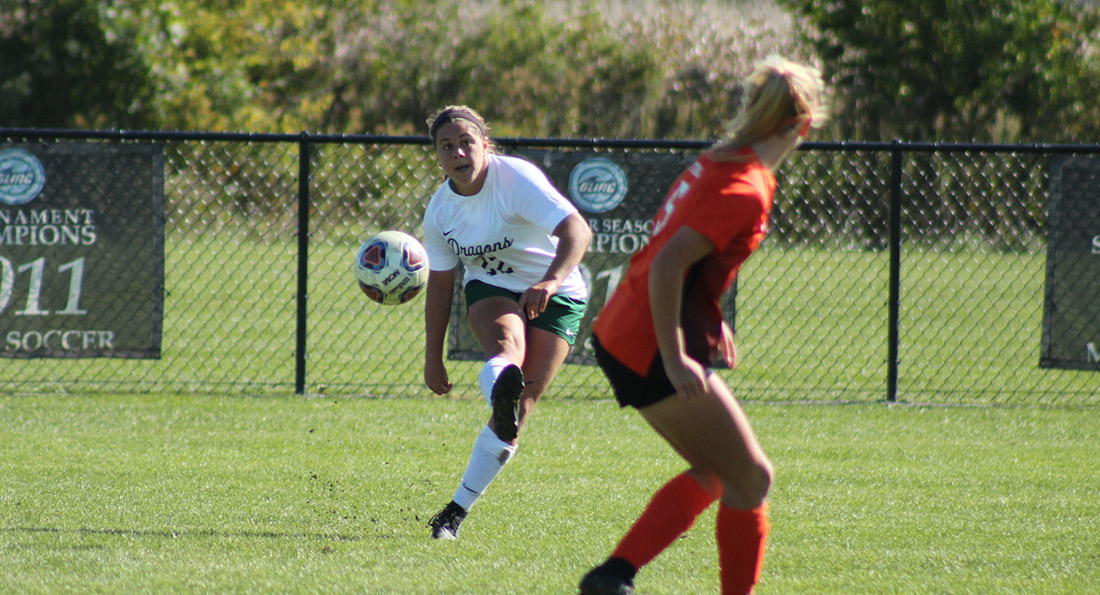 Tiffin University fell to Findlay 2-1 in double overtime in its season finale.