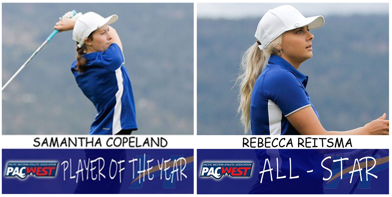 AWARDS: UBCO earn multiple conference women's golf awards