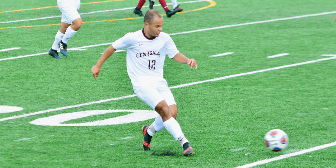 Late Goal Sinks Gents Soccer at Southwestern, 1-0