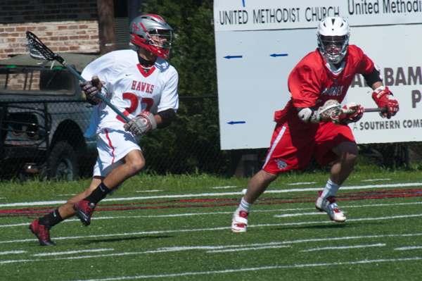 Huntingdon men's lacrosse knocks off Rhodes for second straight win