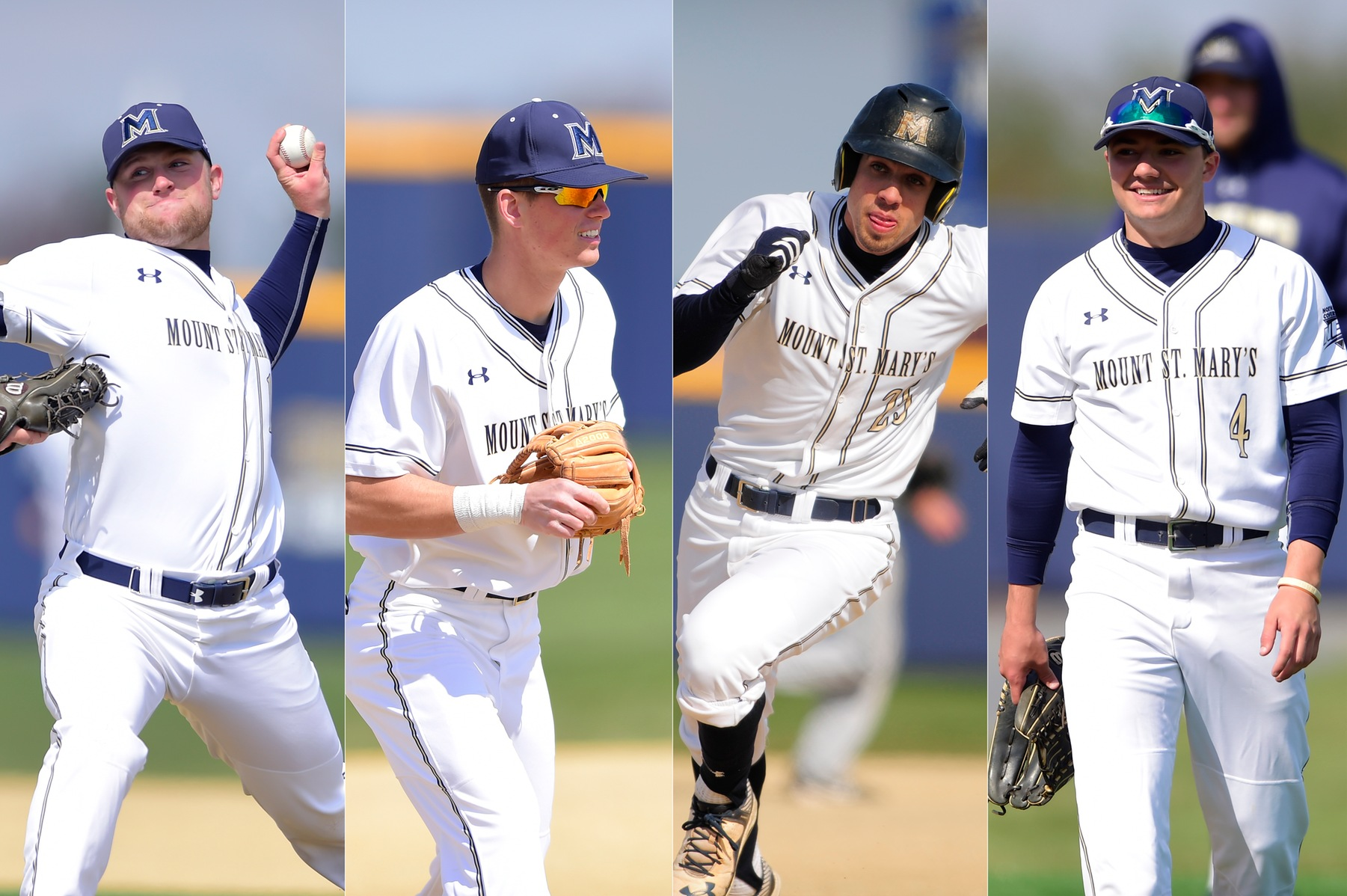 Mount Baseball Welcomes Bryant For Final Series Of The Regular Season