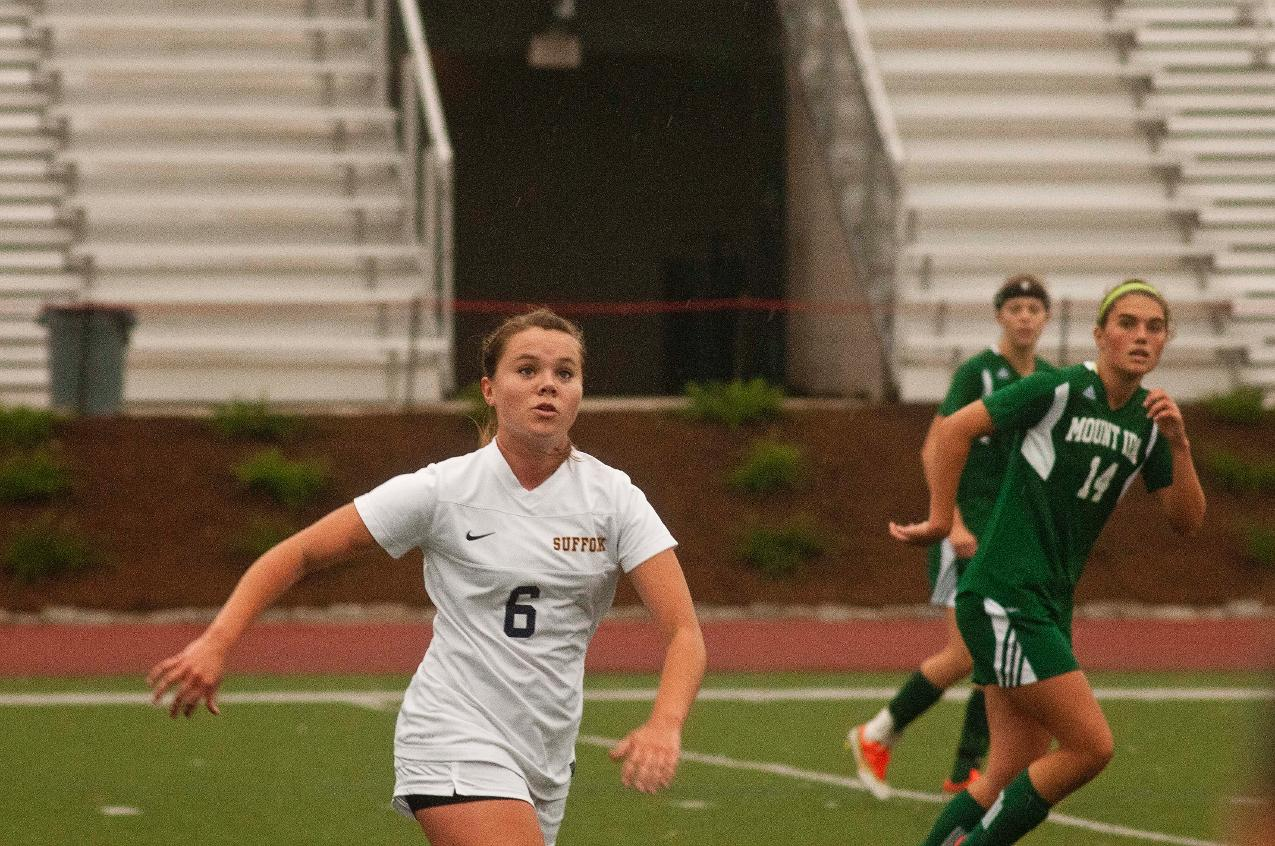 Women's Soccer Downed By Albertus 5-2
