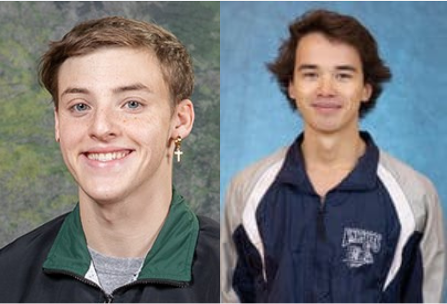 SUNYAC Selects PrestoSports Men's Swimming and Diving Athletes of the Week