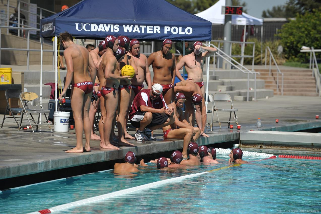 Water Polo Falls to Two Top-10 Teams on Opening Day of SoCals