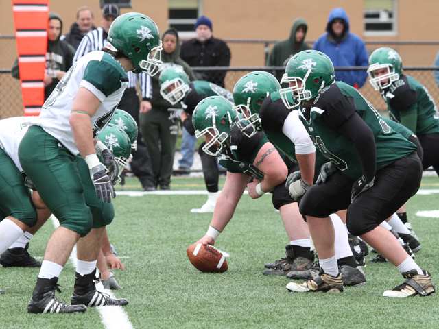 Storm Wraps Up Spring Practice with Annual Green-White Game