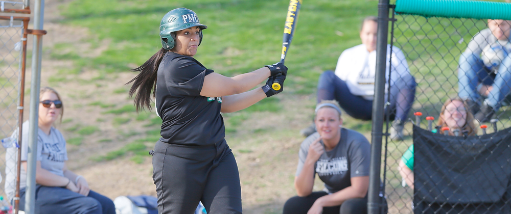 Eagles Outmatch Gators, Sweep Doubleheader