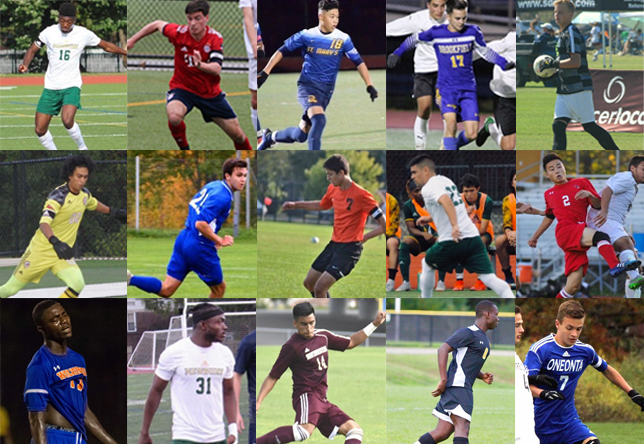 2019 Norwich men's soccer recruiting class