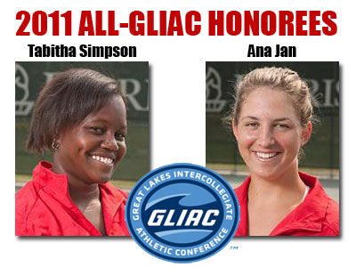 Two Bulldogs Earn All-GLIAC Accolades