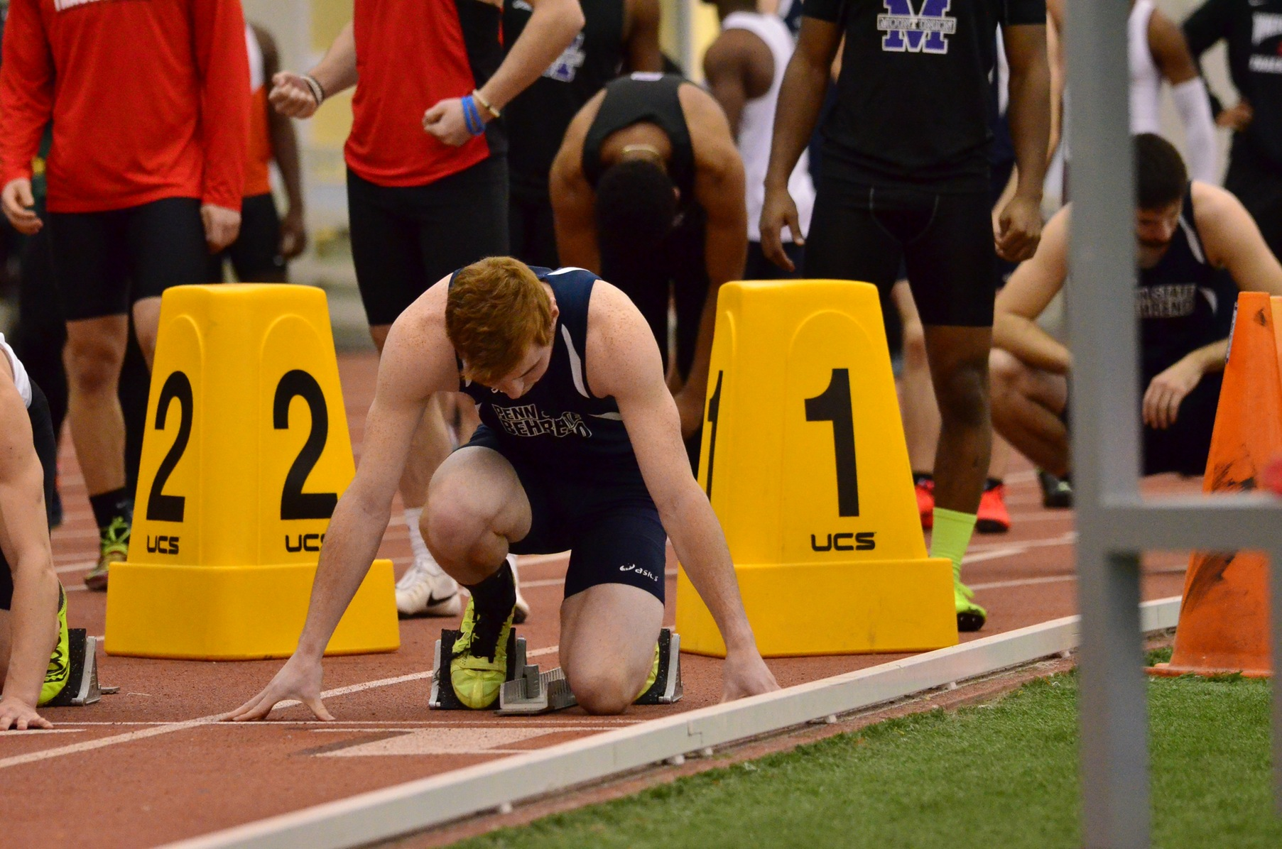 Track and Field Takes Second in Kenyon Invite