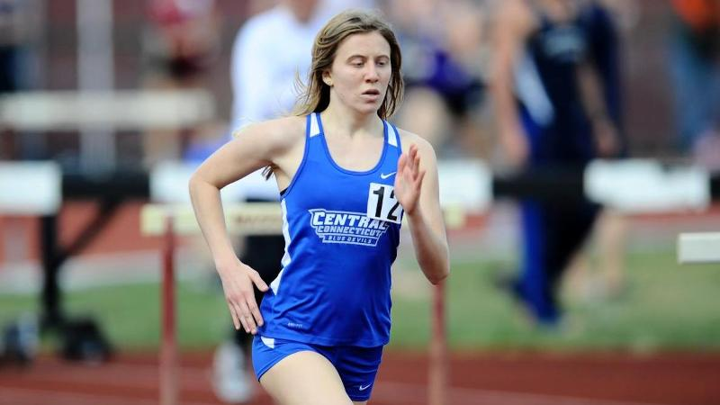 Women's T&F Competes at Boston University Friday