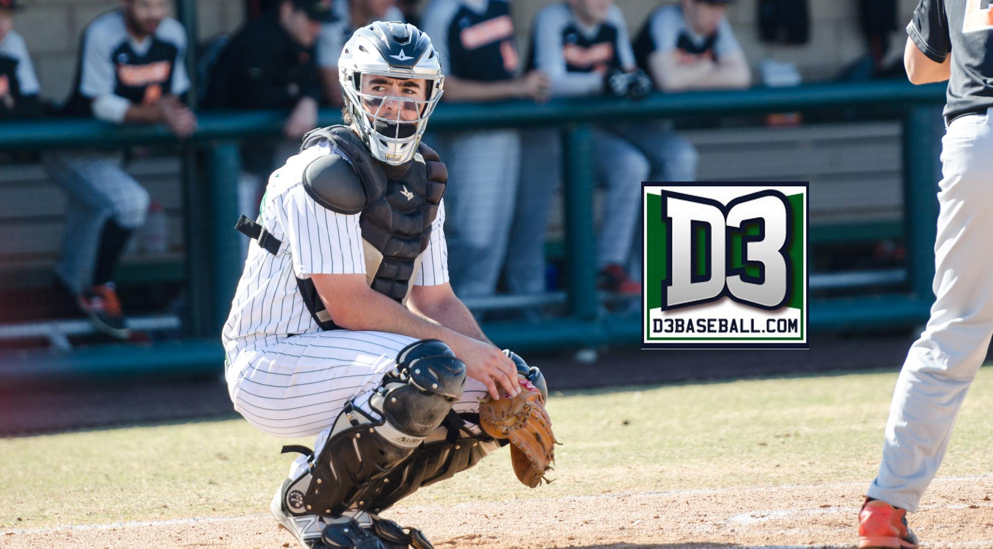 Jakob Thomas named D3baseball.com All-Region