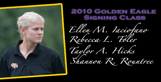 Tech soccer inks four on national signing day