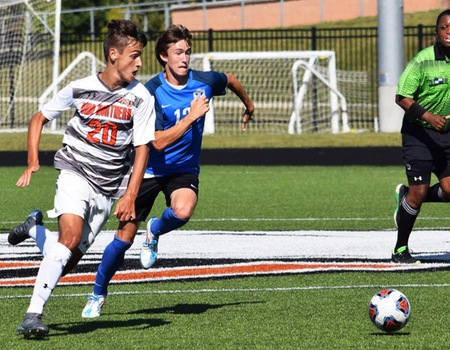 Men's Soccer claims ONU Invitational title with 3-0 victory over Thomas More (Ky.)