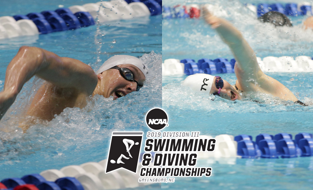 Emory Swimming & Diving Travels to Greensboro for NCAA Championships