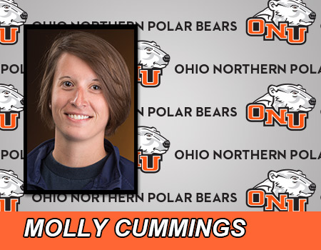 Molly Cummings named Assistant Track & Field Coach at Ohio Northern